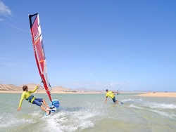 New Risco del Paso Windsurf Kitesurf Centre open